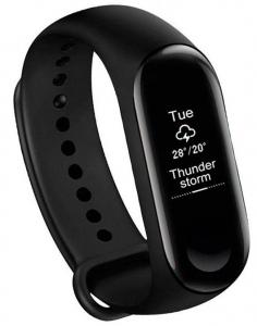 Xiaomi Mi band 3 Smart Wristband - Black
