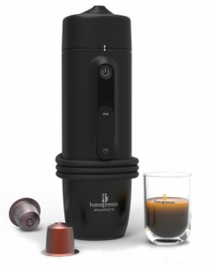 Handpresso Auto Capsule Espresso Machine for the Car