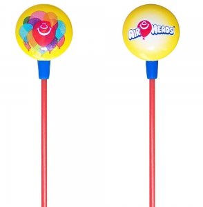 iHip Airheads Earbuds With Built-in Microphone