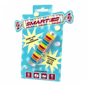 iHip Smarties Portable Powerbank Charger