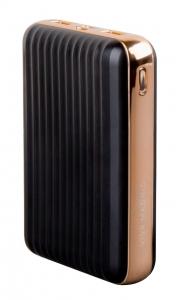 Viva Madrid Vimax Linear PD & QC3.0 Power Bank 20000mAh - Black