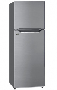 Sharp 440 Liters Double Door Refrigerator - Silver