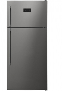 Sharp 765 Liters Double Door Refrigerator - Silver