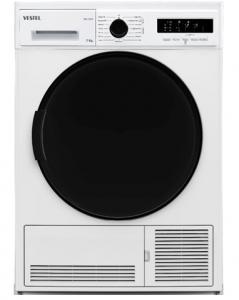 Vestel 15 Program Condenser Dryer - White (7 Kg)