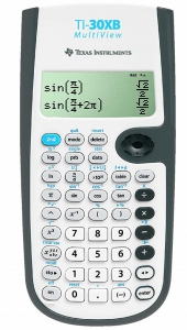 Texas Instruments Calculator Multiview - 30XB