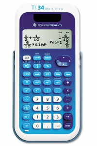 Texas Instruments Calculator Multiview - 34