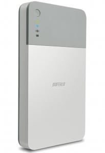 Buffalo Ministation Air 1TB Wireless USB 3.0 Mobile Storage - HDW-PD1.0U3