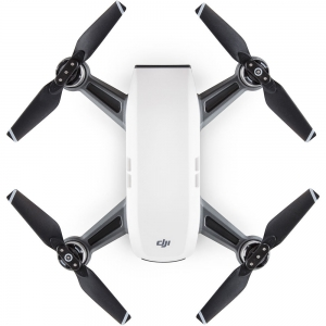 DJI Spark 12mp 2-axis Quadcopter - white