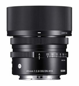 Sigma 45mm F2.8 DG DN Contemporary for Sony E