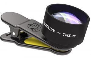 Black Eye Pro Series Pro Tele 3X Smartphone Lens