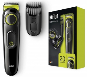 Braun Beard Trimmer - BT3021 TS