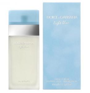 Dolce &Gabbana Light Blue for Women - Eau de Toilette, 100 ml