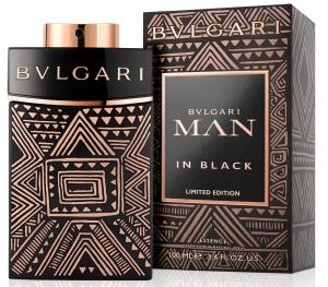Bvlgari Man In Black Essence Perfume EDP - 100 ml