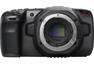 Blackmagic Design Pocket Cinema Camera 6K (Canon EF) (Body Only)