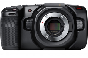 Blackmagic Pocket Cinema Camera 4K (Body Only)