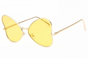 Habaat Heart Shaped Sunglasses