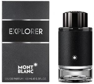 Mont Blanc Explorer Perfume EDP For Men - 100ml