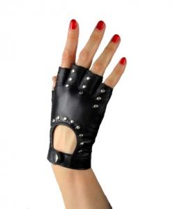 Honey Accessories Women's Gloves Half Size: M