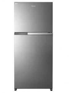 Panasonic 2-Door Inverter Top Freezer 558L - Silver