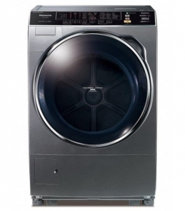 Panasonic Washer Dryer (17/8 Kg 1000RPM) - Silver