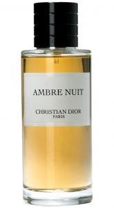 Christian Dior Ambre Nuit Perfume For Unisex - 125 ML
