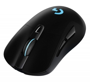 Logitech G703 LIGHTSPEED Wireless Gaming Mouse with Hero 16K, LightSync RGB
