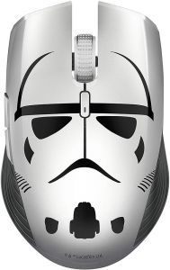 Razer ATHERIS Wireless/Bluetooth Gaming Mouse - Stormtrooper Edition