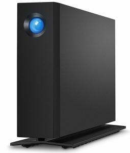 LaCie D2 Professional 6TB USB 3.1 Type C - Black