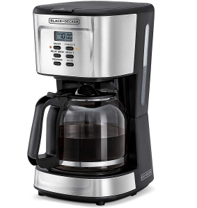 Black & Decker 900W 12 Cup Programmable Coffee Maker - Dcm85-B5