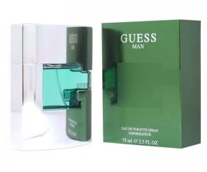 Guess For Men Eau De Toilette Spray - 75ml