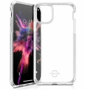 """Itskins Hybrid Clear Case Anti Shock for iPhone 11 Pro Max (6.5\"""")"""