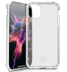 "Itskins Spectrum Frost Case Anti Shock for iPhone 11 Pro (5.8\"") - Transparent"