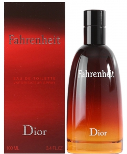 Christian Dior Fahrenheit EDT for Men - 100 ml