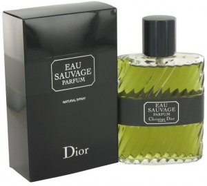 Christian Dior Eau Sauvage Parfum Perfume for Men - 100 ml