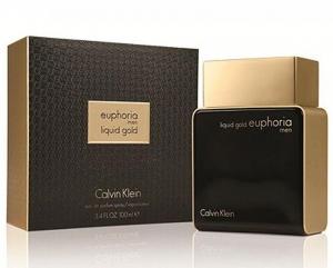 Calvin Klein Euphoria Liquid Gold Men's EDP - 100 ml