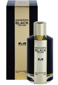 Mancera Black Prestigium EDP for Unisex - 120 ml