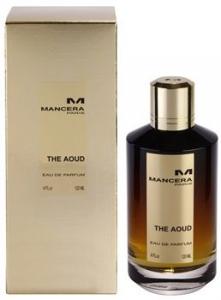Mancera The Oud Unisex Eau de Parfum - 120 ml
