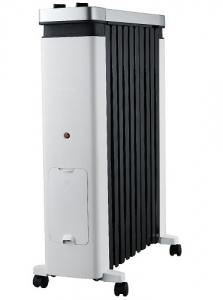 Midea 10 Fins Oil Heater - 2300W