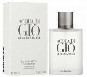 Giorgio Armani Aqua De Gio Men - 100 ml
