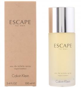 Calvin Klein Escape For Men's Eau de Toilette - 100 ml