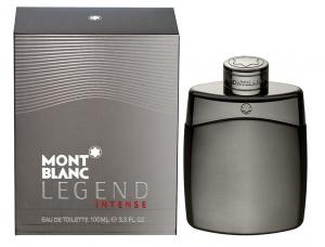 Mont Blanc Legend Intense EDT For Men - 100 ml