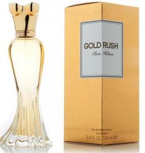 Paris Hilton Gold Rush Perfume For Women - 100ml