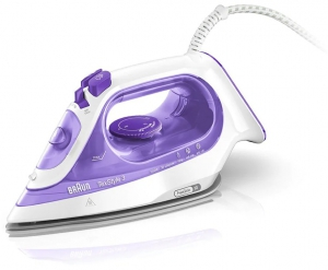 Braun TexStyle 3 Steam Iron Violet - SI 3042