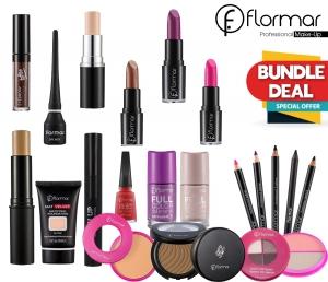Flormar Monthly Make up Set - LIGHT (Bundle Offer)