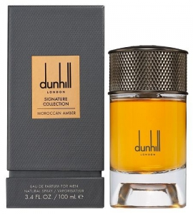 Dunhill Signature Collection Moroccan Amber Perfume For Men - 100ml