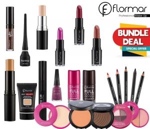 Flormar Monthly Make Up Set - Medium (Bundle Offer)