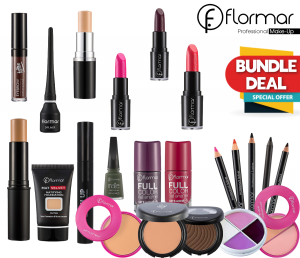 Flormar Monthly Make Up Set - Honey (Bundle Offer)