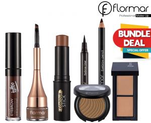 Flormar Eye Brow Set - B (Bundle Offer)