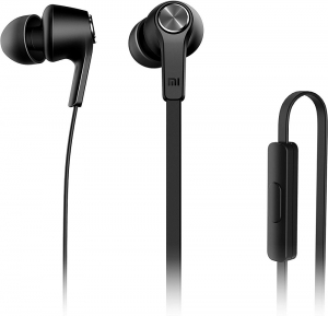 Xiaomi Mi Piston Basic In-Ear Headphones (Black)