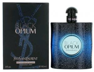 Yves Saint Laurent Black Opium Eau De Parfum Intense For Women -90ml